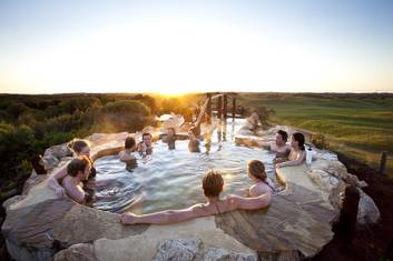 Peninsula Hot Springs - Morning Express & Thermal Spa Experience