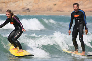 Two Hour Learn to Surf Anglesea