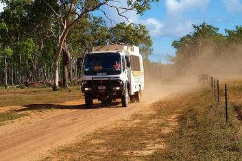 7 Day Cape York Drive / Fly Fully Accommodated Tour (May to October)
