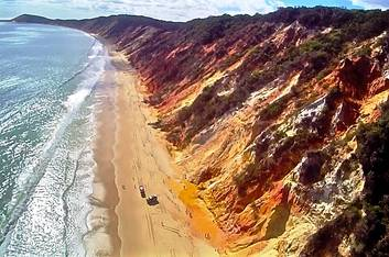 Coloured Sands